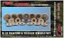 Wheels set for M19 Tank Transporter (tractor & trailer)