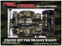 RMA 35031 - Engine & Compartment  for Dragon Wagon