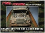RMA 35029 - Engine set for M35 US 2,5ton Truck