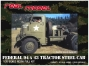Federal 94x43  Tractor Steel Cab
