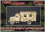 RM 35029 - Kfz.305 House Body for Opel Blitz,Mercedes