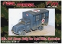 RM 35031 - Kfz.305 House Body for Mercedes