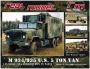 RM 35044 - M934/935 Van Truck
