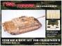 RMA 35188 - Stowage & Menu set for Challenger II