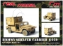 RM 35068 - Shelter S-250 for HMMWV